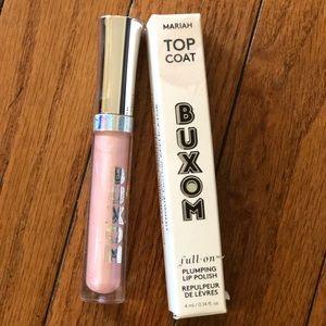 Buxom Top Coat Full-On Plumping Lip Polish Mariah